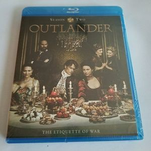 Accessories - 🌻🌻🌻OUTLANDER season2 new Blu-ray 🌻🌻🌻